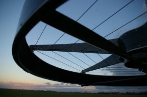 P2 Hoverbike - at dusk