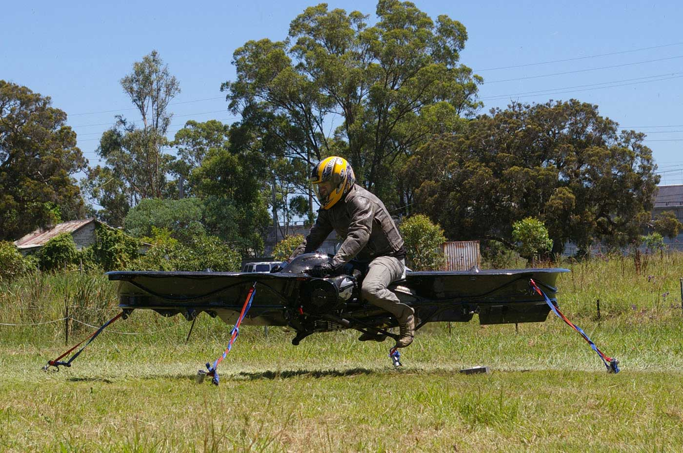 Hoverbike P2